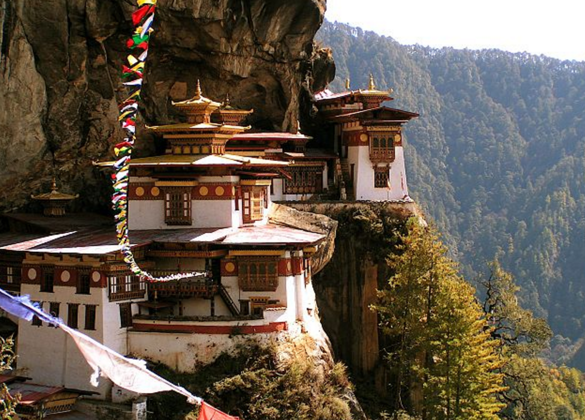 Bhutan has struck a balance between its almost mystic, Buddhist isolation and a new openness to holidaymakers.