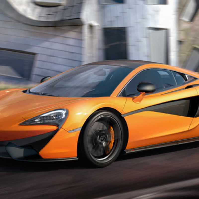 10 INTERESTING FACTS ABOUT THE MCLAREN 570S.
