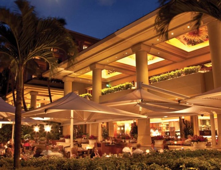 THE ULTIMATE TROPICAL DINING EXPERIENCE: DUO AT THE FOUR SEASONS.