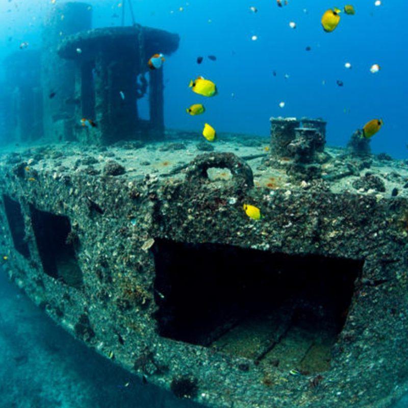 A HAWAIIAN SUBMARINE ADVENTURE THAT TAKES YOU 125 FEET UNDER THE SEA.