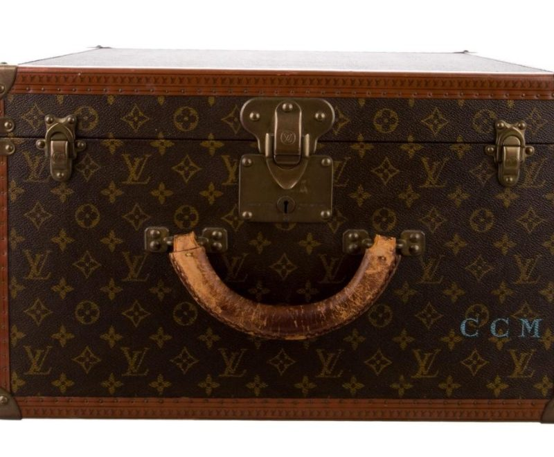 TRAVELING IN STYLE: TOP LUXURY TRUNKS.