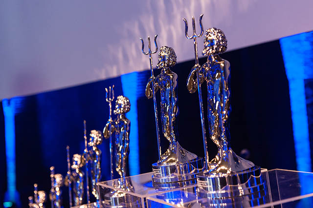 The Neptune Awards, Given To The World's Best Superyachts, 2016