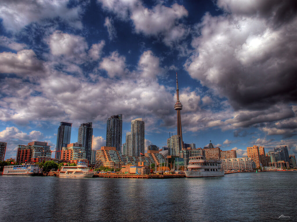 Exciting Toronto, Canada
