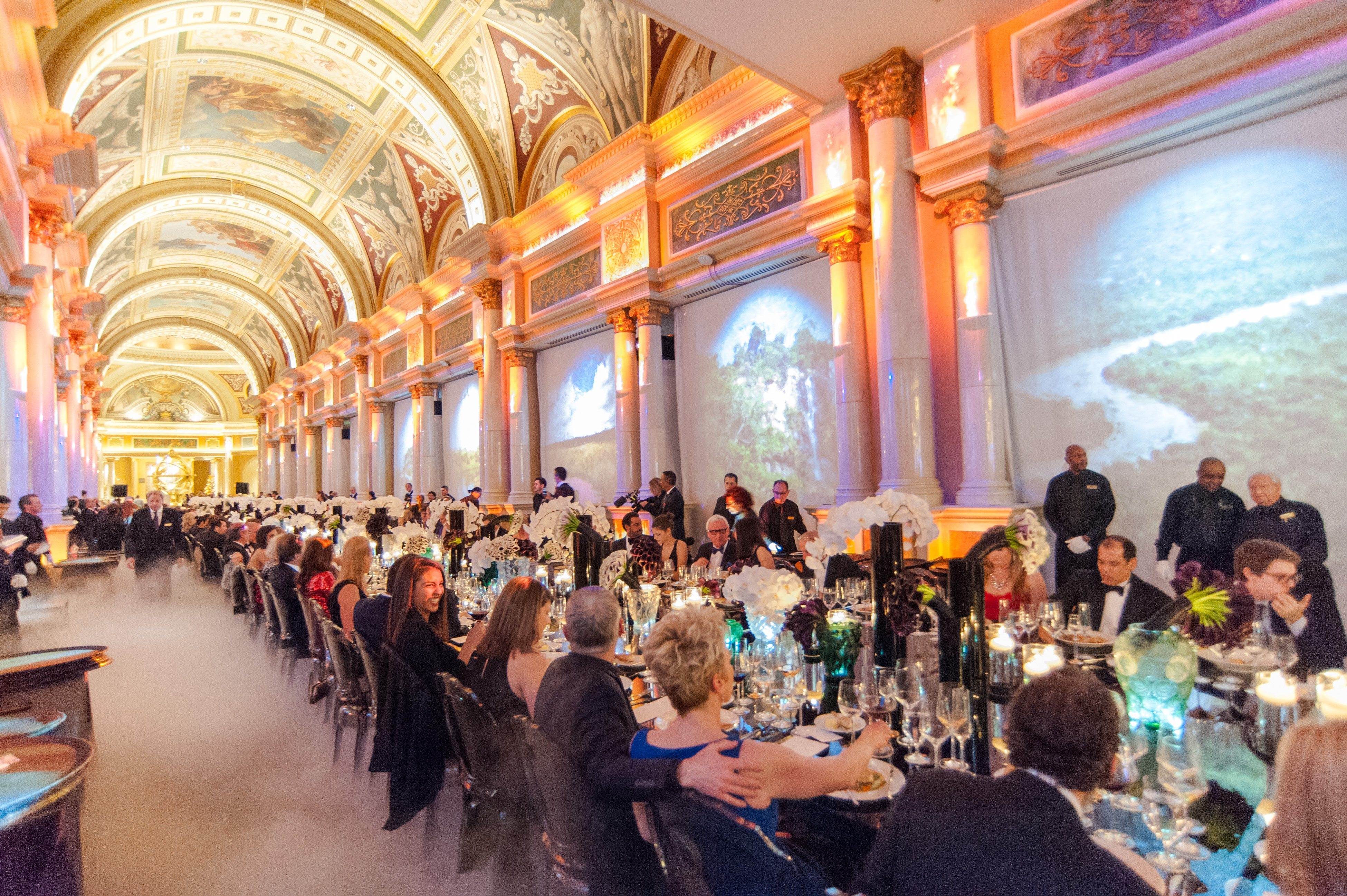 Ultimo Dinner Grand Banquet.