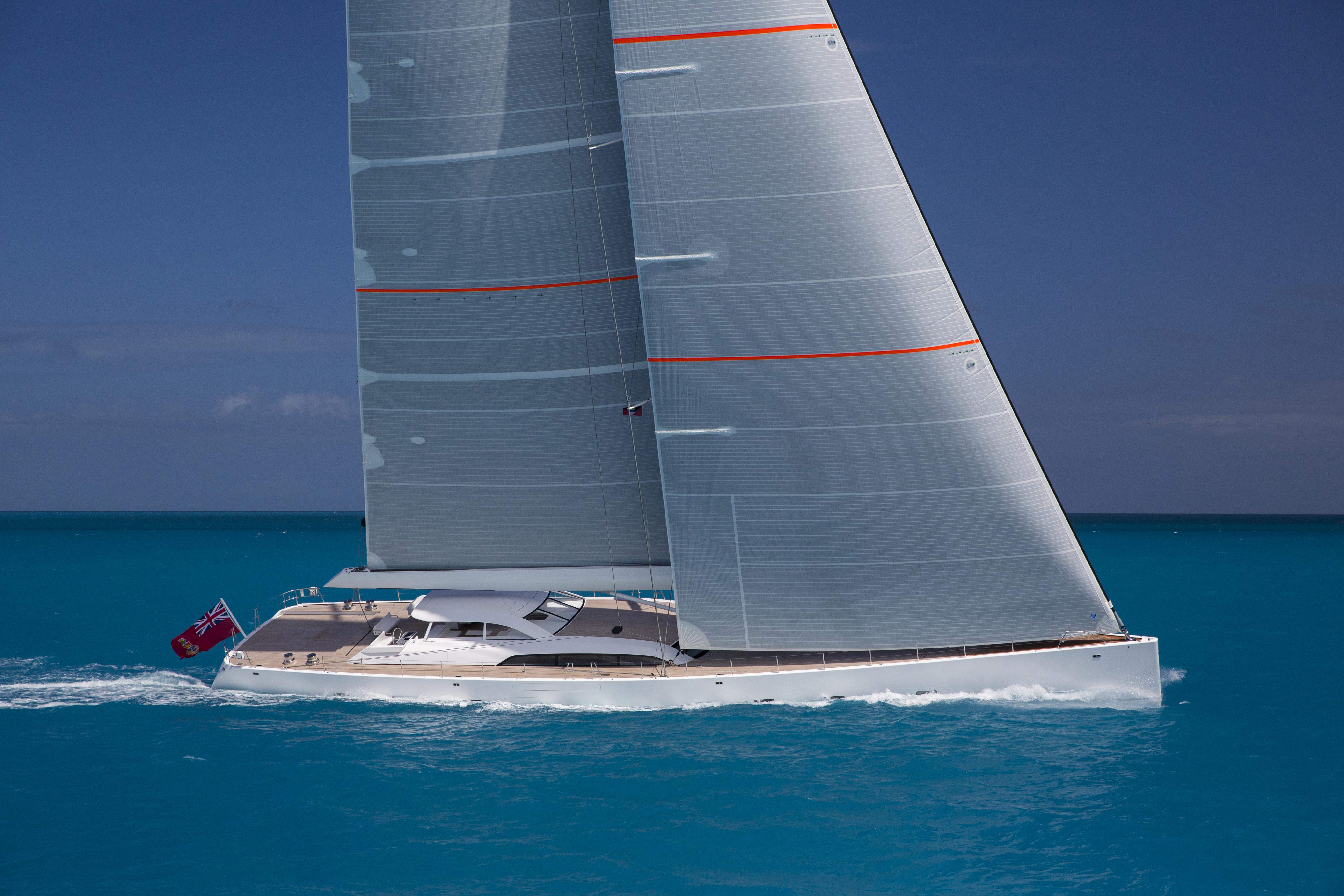 The Unfurled, Sailing Yacht Of The Year photo: Stuart Pearce