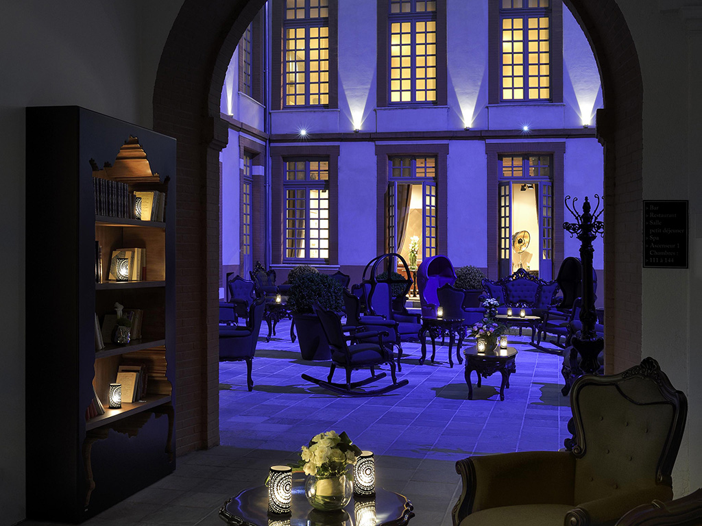 Image courtesy of La Cour des Consuls Hotel And Spa - MGallery Collection