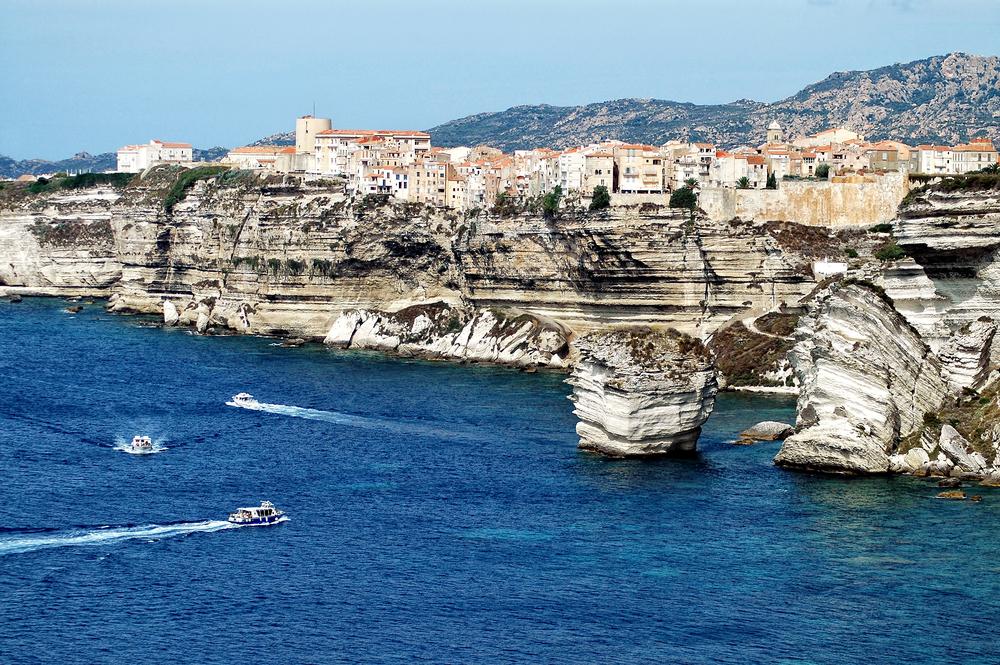 Cruising Corsica Bonifacio