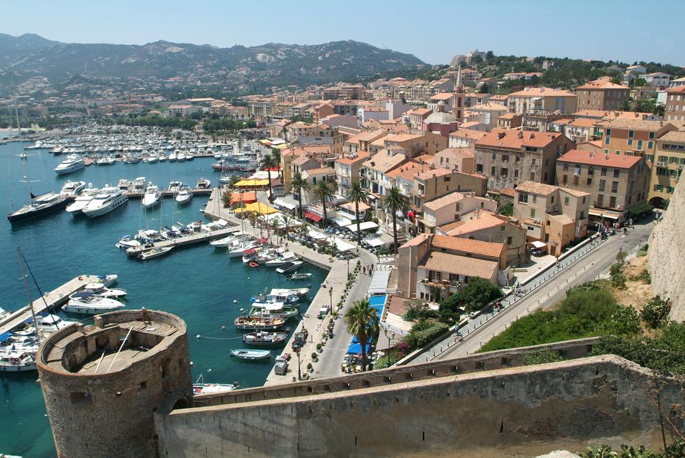 Cruising Calvi Corsica