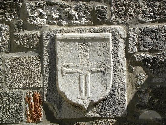 Caste Of St. Peter, Wall Decor, Crusade Shield.