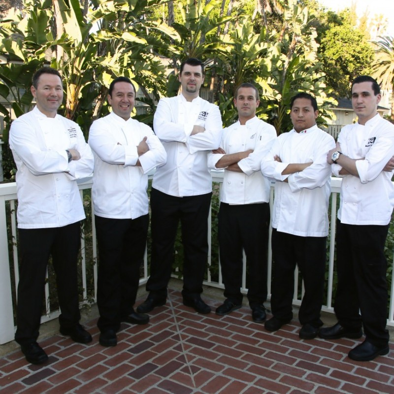 THE CHEFS OF BELMOND HOST EXTRAORDINARY TASTING EVENT AT L'ERMITAGE IN BEVERLY HILLS.