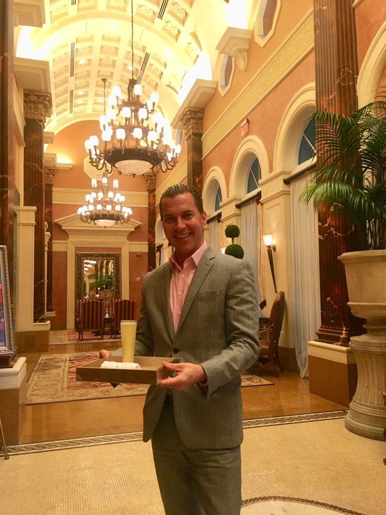 Christof General Manager Acqualina