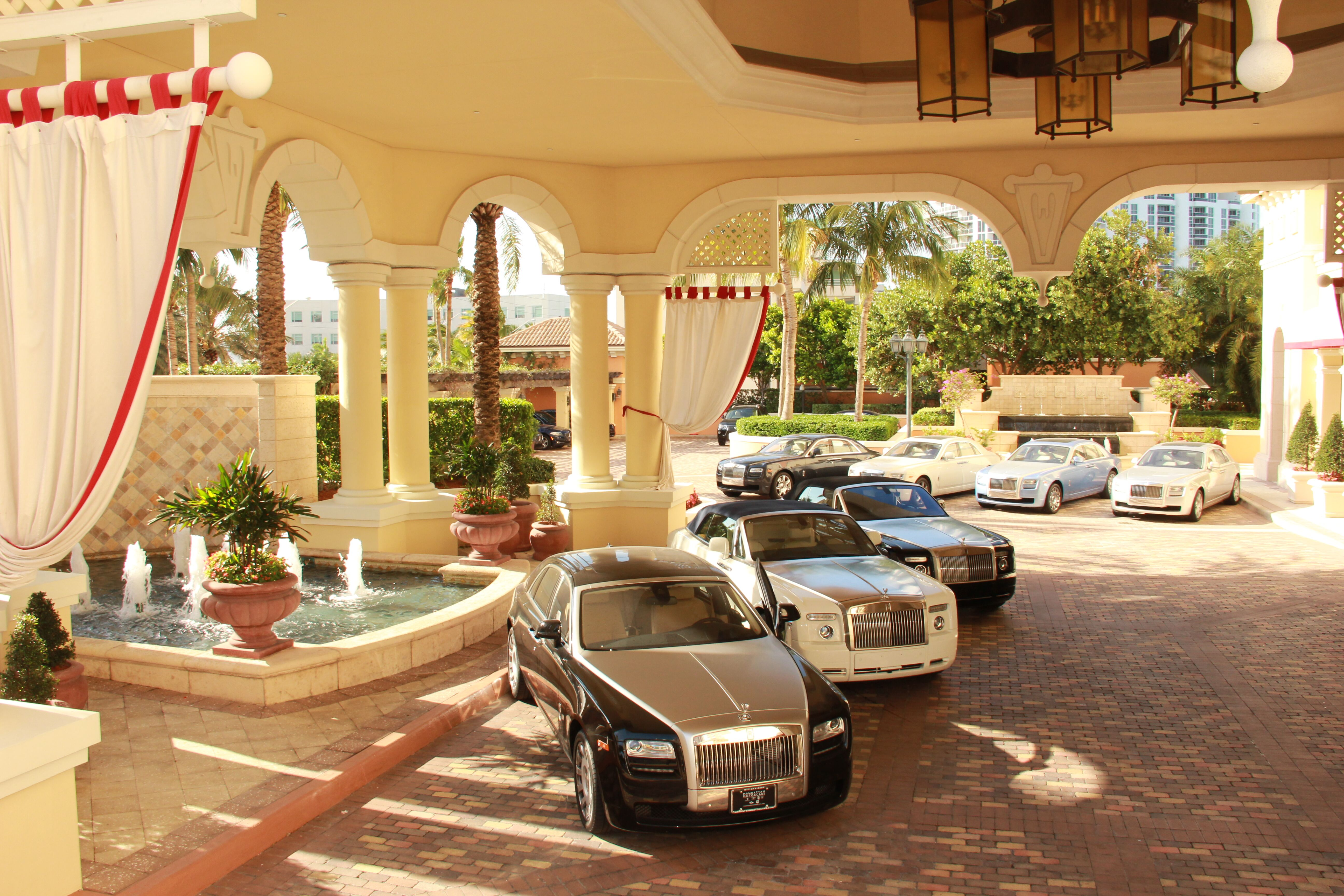 rolls royce cars