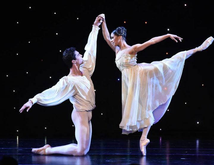 AMERICAN BALLET THEATRE HOSTS ANNUAL HOLIDAY BENEFIT.