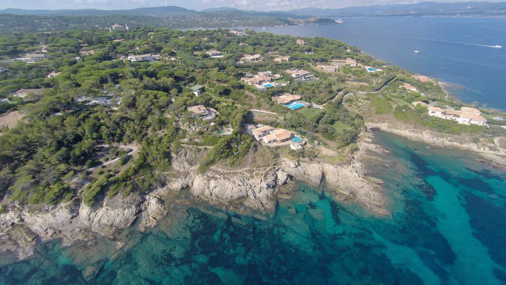 villa amourai st tropez house