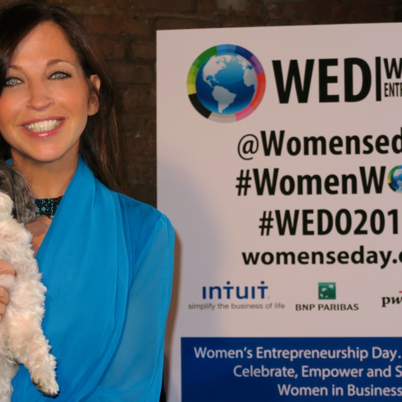A DAY OF EMPOWERMENT, GUIDANCE AND STRENGTH: WOMEN'S ENTREPRENEURSHIP DAY.